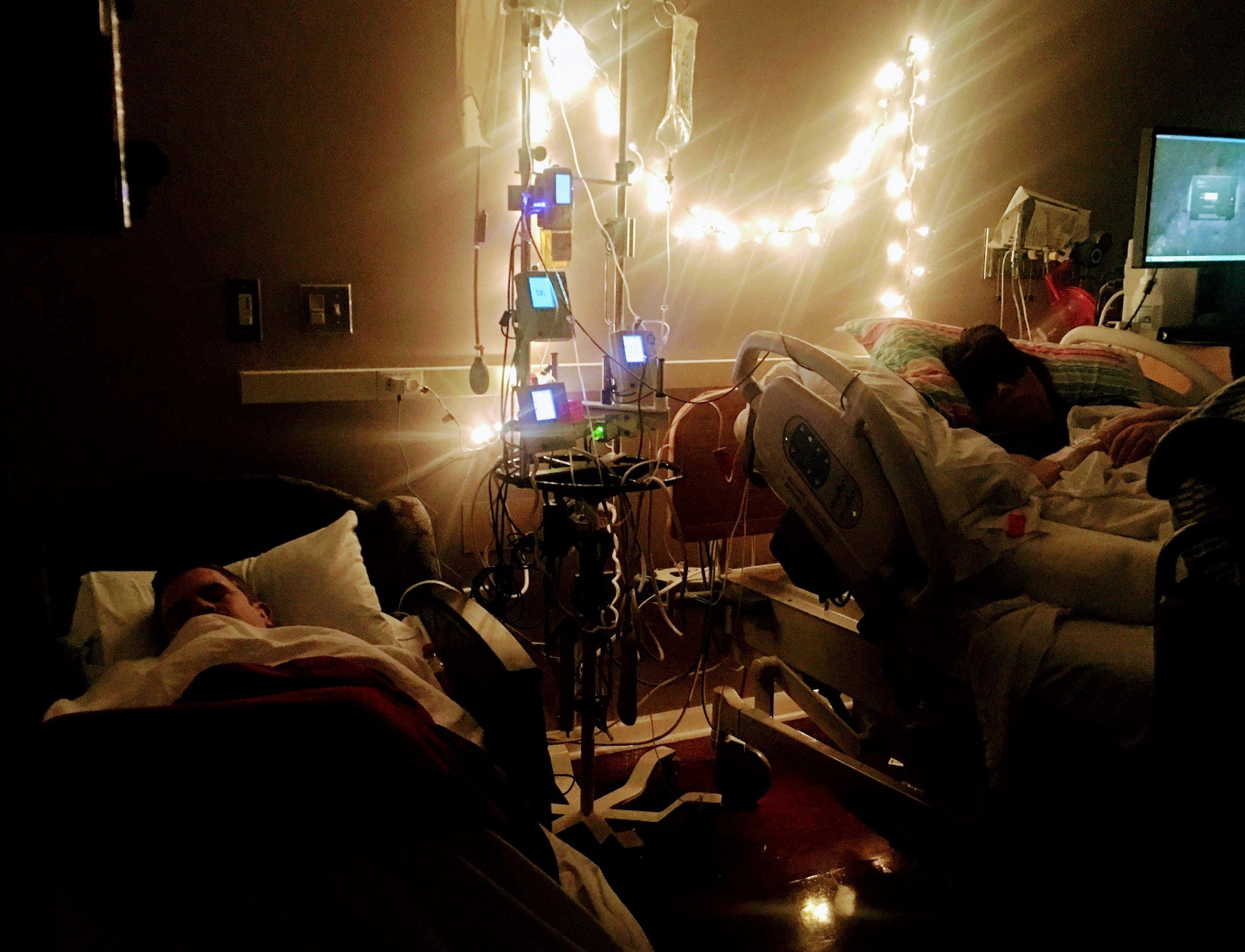 Time to rest, for a TOLAC at  Inova Fair Oaks Hospital  with Tabitha Kaza