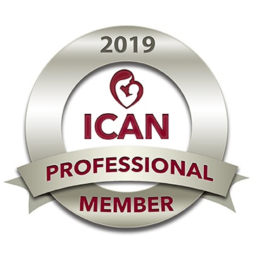 Proud professional members of ICAN!