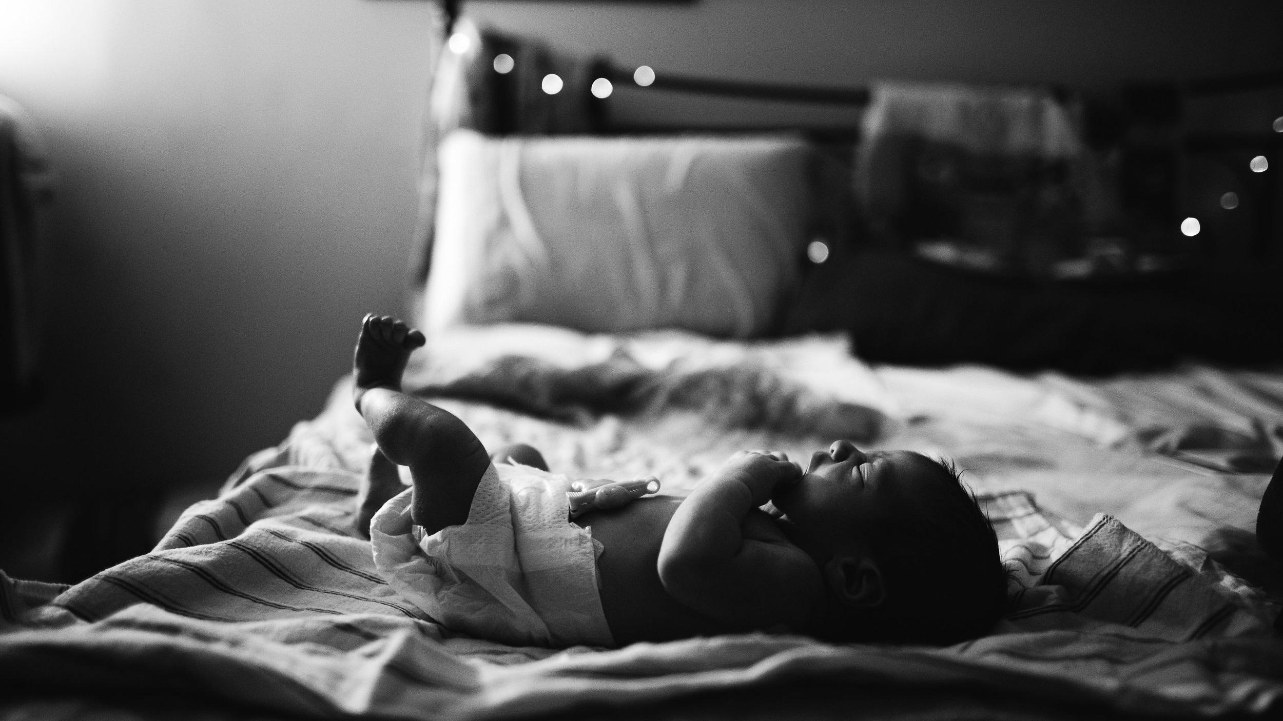 Beautiful homebirth in Manassas —Photo credit: A ngie Klaus