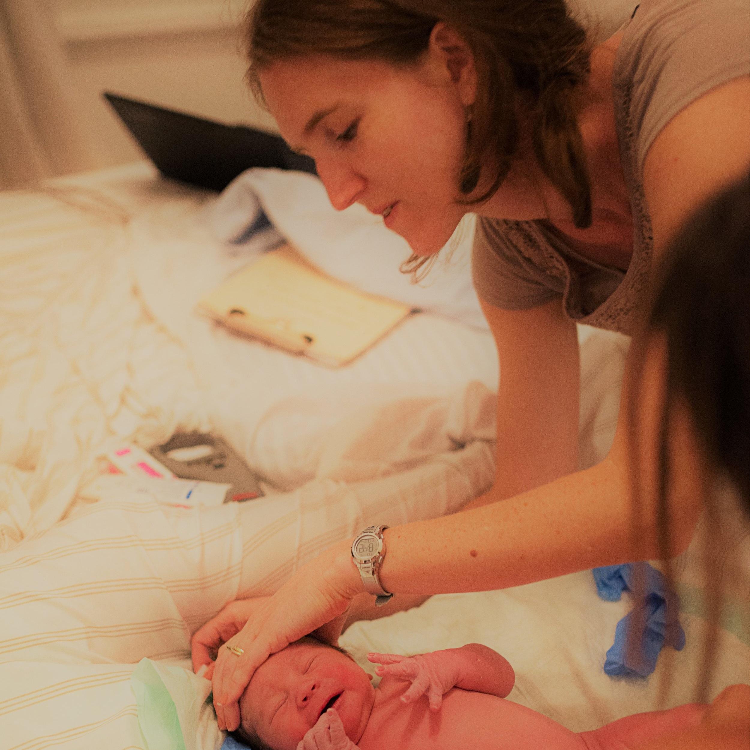 Fairfax Home Birth - Story Jones, CNM10805 Norman Ave, Fairfax, VA 22030