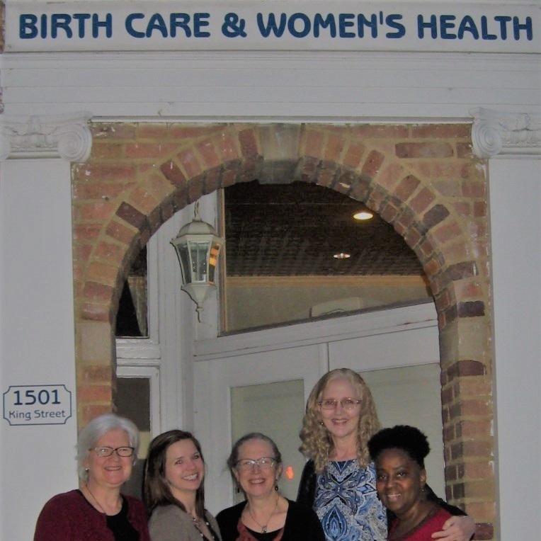 Birthcare - Birthing center and homebirth CNMs1501 King StreetAlexandria, VA 22314