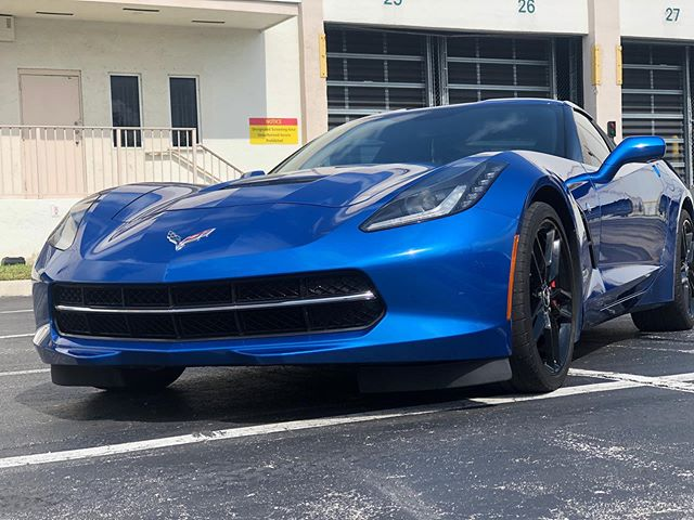 Beautiful #corvette #autodetailing #carcare #cars #mobiledetailing #detailinglife #instagood #shine #clean #carpro #gloss #chemicalguys #passionforperfection #carprotection #detailersunite #carwash #newcar #goodasnew #luxurycars #drive #ambition #miamibeach #southbeach #florida #305 #miamilife #brickell #wynwood #doral #sobe