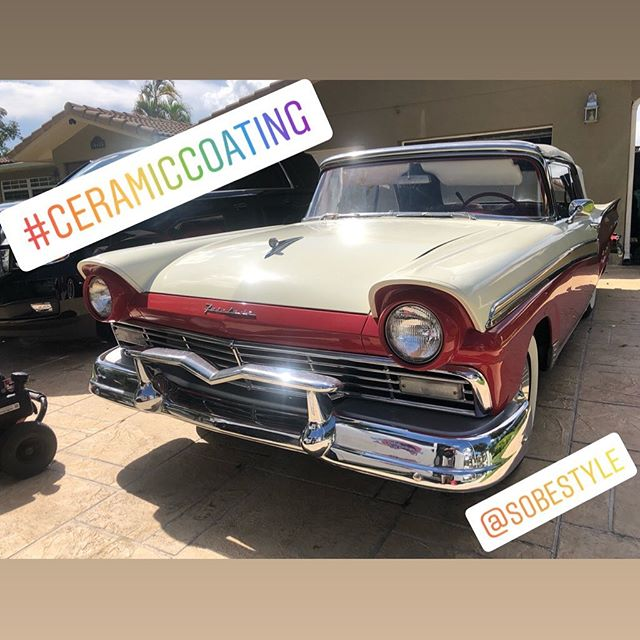 #classiccars #autodetailing #carcare #cars #mobiledetailing #detailinglife #instagood #shine #clean #carpro #gloss #chemicalguys #passionforperfection #carprotection #detailersunite #carwash #newcar #goodasnew #luxurycars #drive #ambition #miamibeach #southbeach #florida #305 #miamilife #brickell #wynwood #doral #sobe