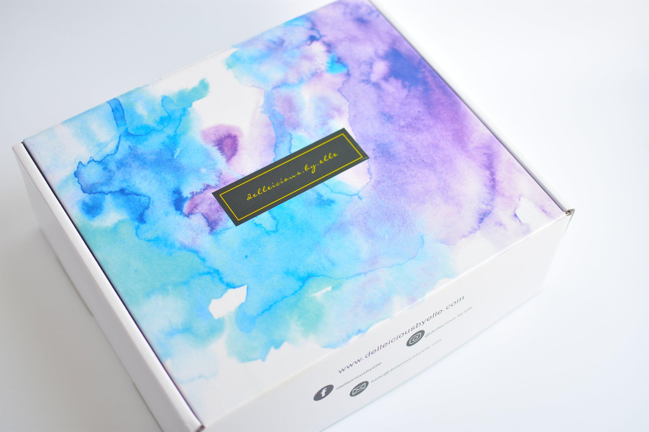 SPOIL ME (Mini Treats) DESSERT BOX  $69.00
