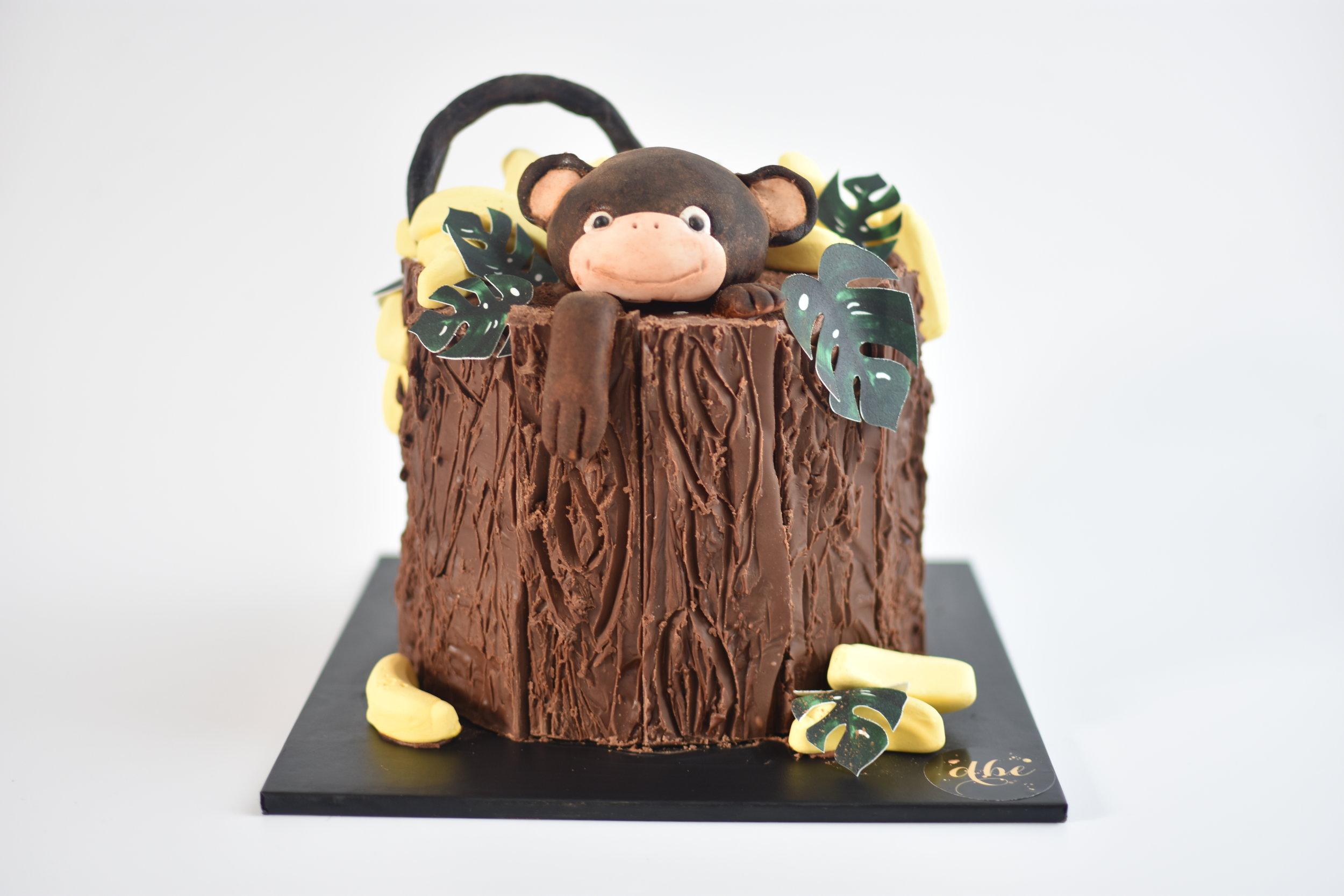 CUSTOM GANACHE CAKES  Inquire Within