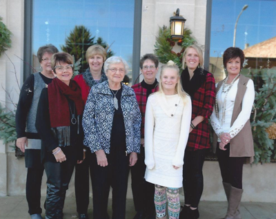Meet the Team - When you shop at The Hut, you are supporting a local business in downtown Slayton, Minnesota.Owners Sue Isder and Emily Rosenbrook (a mother-daughter duo, and 2nd and 3rd generation owners), are proudly carrying on the family store that was started by Trace & Virginia (Pep) Hafner in July 1969. Sue and Emily are also joined by the 4th generation in this picture…young Atalie!