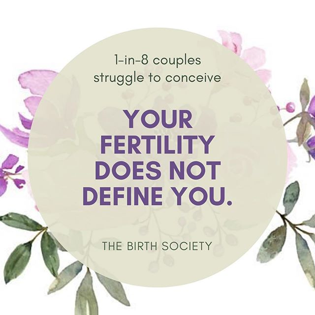 April 21-27 is National Infertility Awareness Week. If you are on this journey, you are not alone, and we want you to know you are not defined by your diagnosis. We are here to help you walk this road and help you advocate for yourself and your family. ••• #NIAW #infertilityawareness #fertilitydoula #pnwdoulas