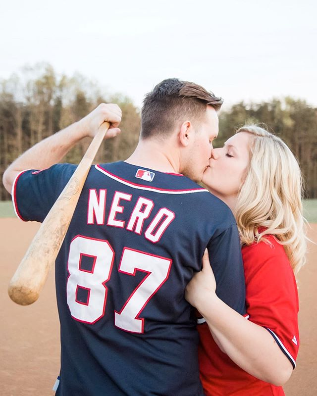 The Neros 💕Love being able to incorporate people's interests into their sessions ⚾️