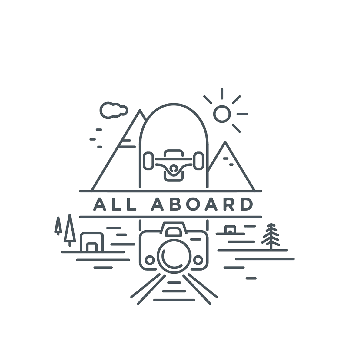 All Aboard Facebook Page - Follow the All Aboard Documentary Facebook page for updates. Premier coming soon!