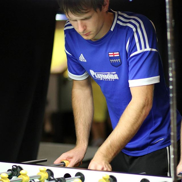 Episode 42 - @foosballrocker. Will is heading to Murcia, Spain for the ITSF World Cup as the captain of Team Canada's men's team. Will also runs Edmonton Foosball - https://www.facebook.com/groups/129559590626/