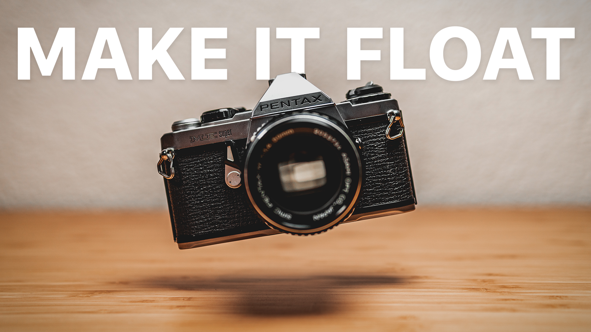 How To Take Floating Photos // Levitation Photography Tutorial