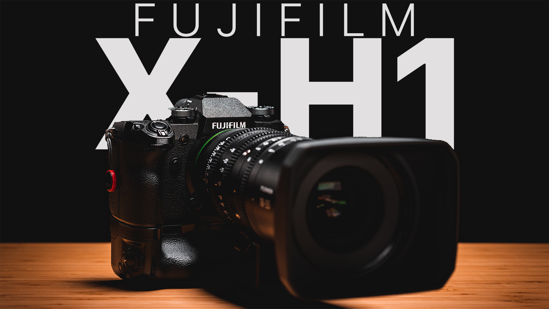 FUJIFILM X-H1 Review // Who Is This Camera For??
