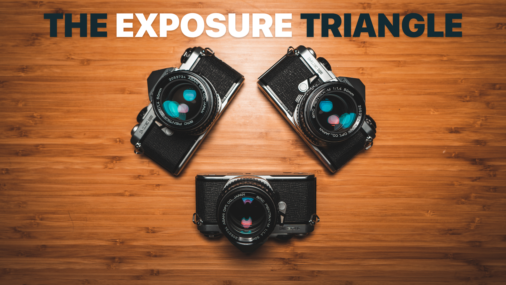 The Exposure Triangle: EXPOSED! [Camera Basics]