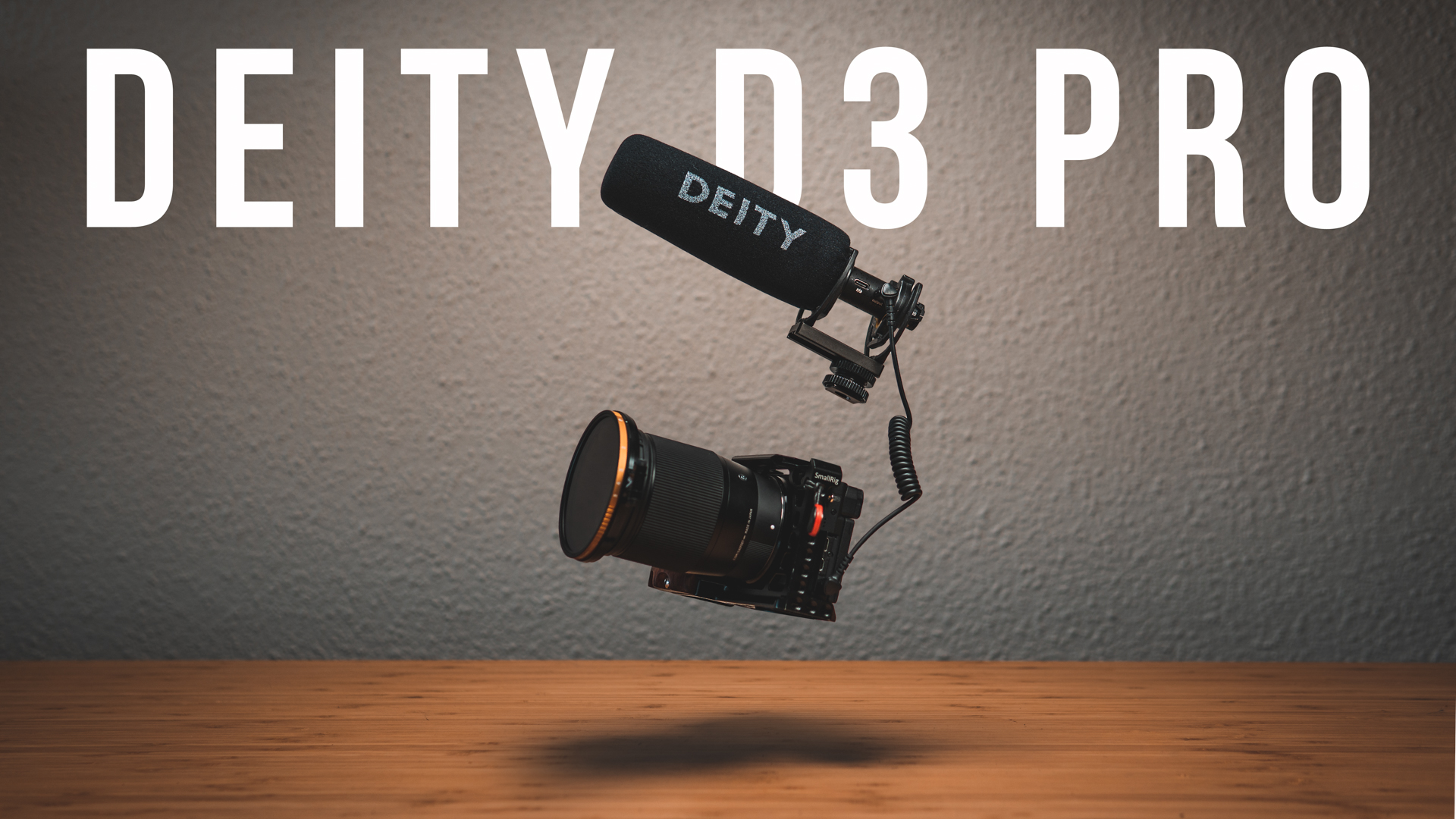Deity V-Mic D3 Pro Review // BETTER AUDIO for less?