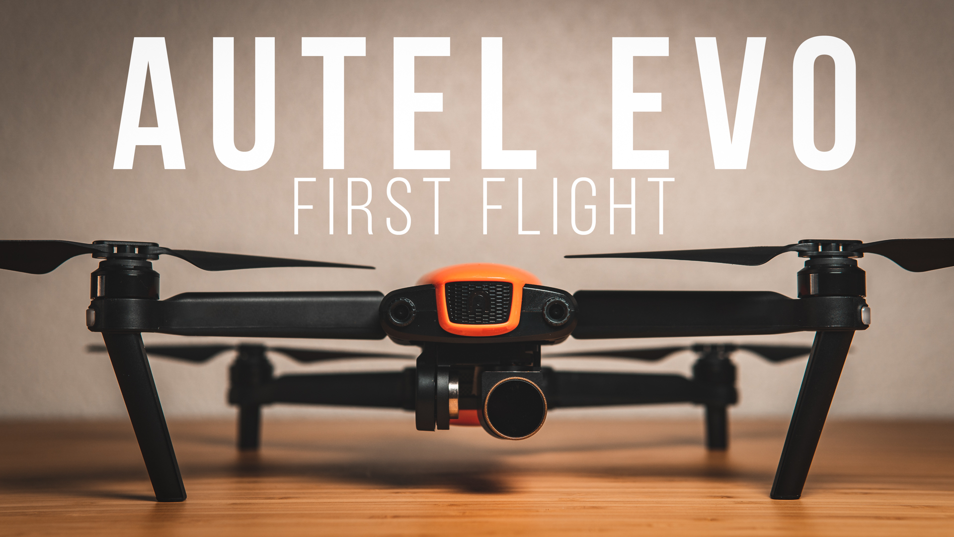 First Time Flying A Drone | AUTEL EVO