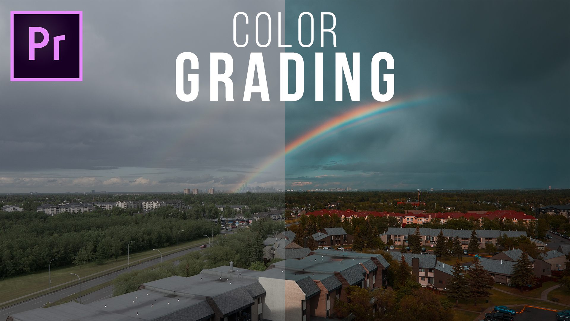 How To Color Grade In Premiere Pro \\ Lumetri Color vs Cinema Grade