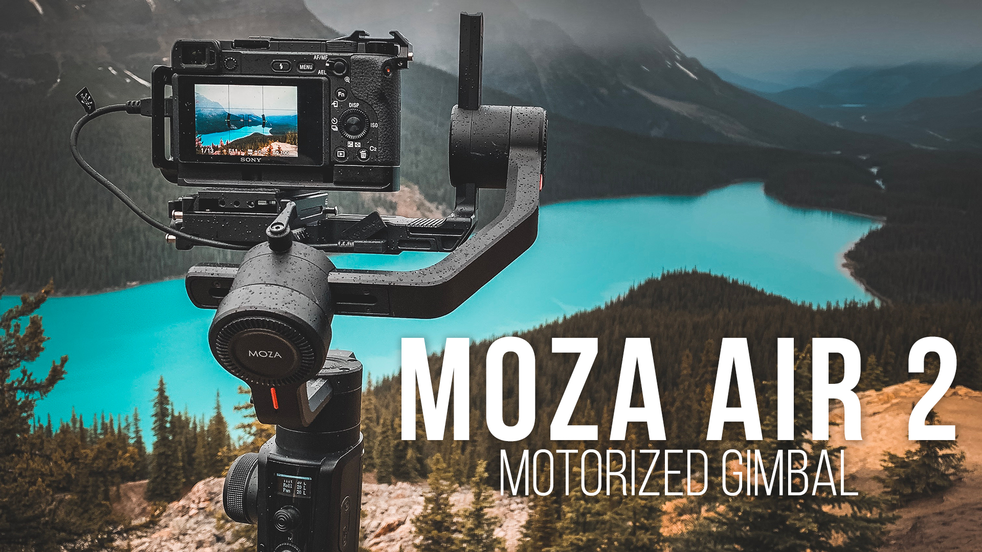 MOZA AIR 2 Gimbal Review & Giveaway | SO MUCH POWER!