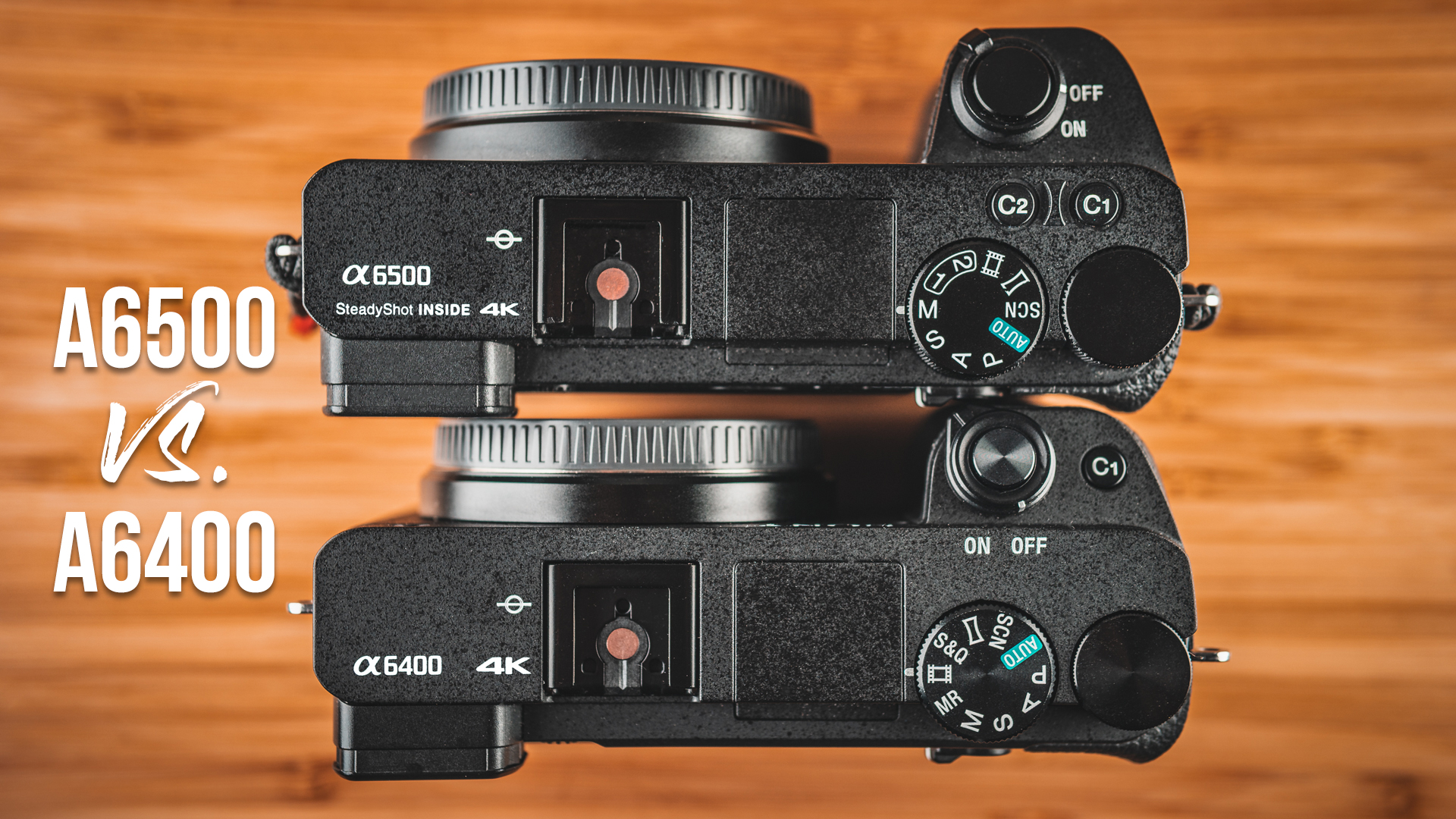 Sony A6500 vs A6400 // Which Camera Should You Get?