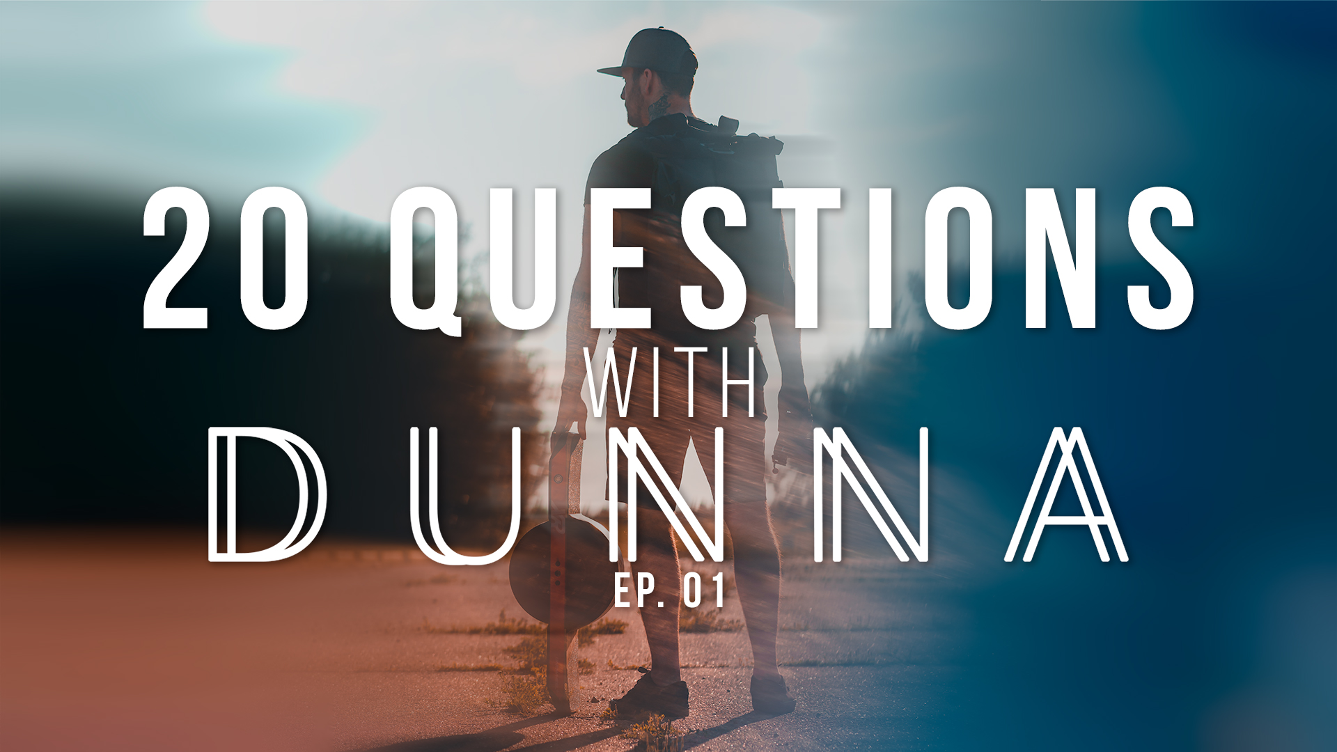 20 Questions With Dunna EP. 01 - Cameras, Wardrobe and Bananas! (Q&A)