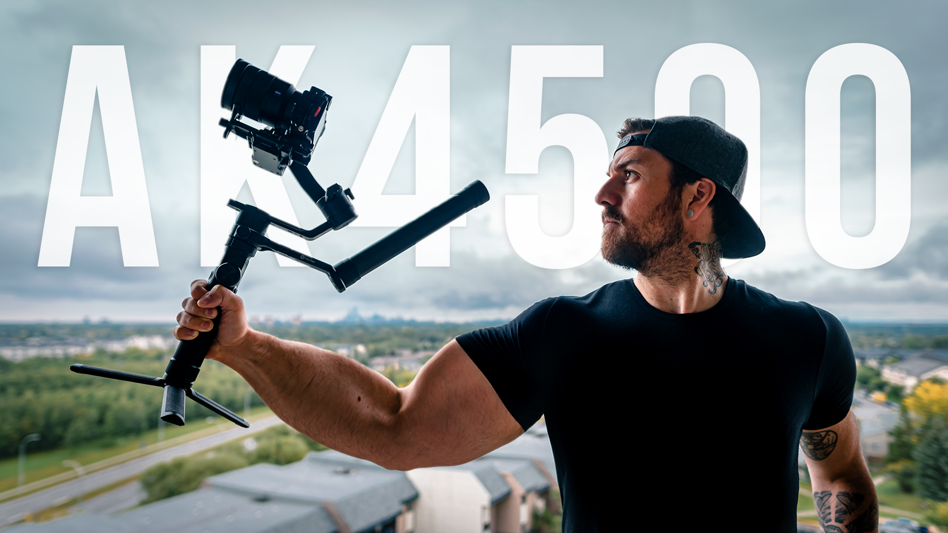 This Gimbal is WAY BETTER! // FeiyuTech AK4500 Review + Giveaway