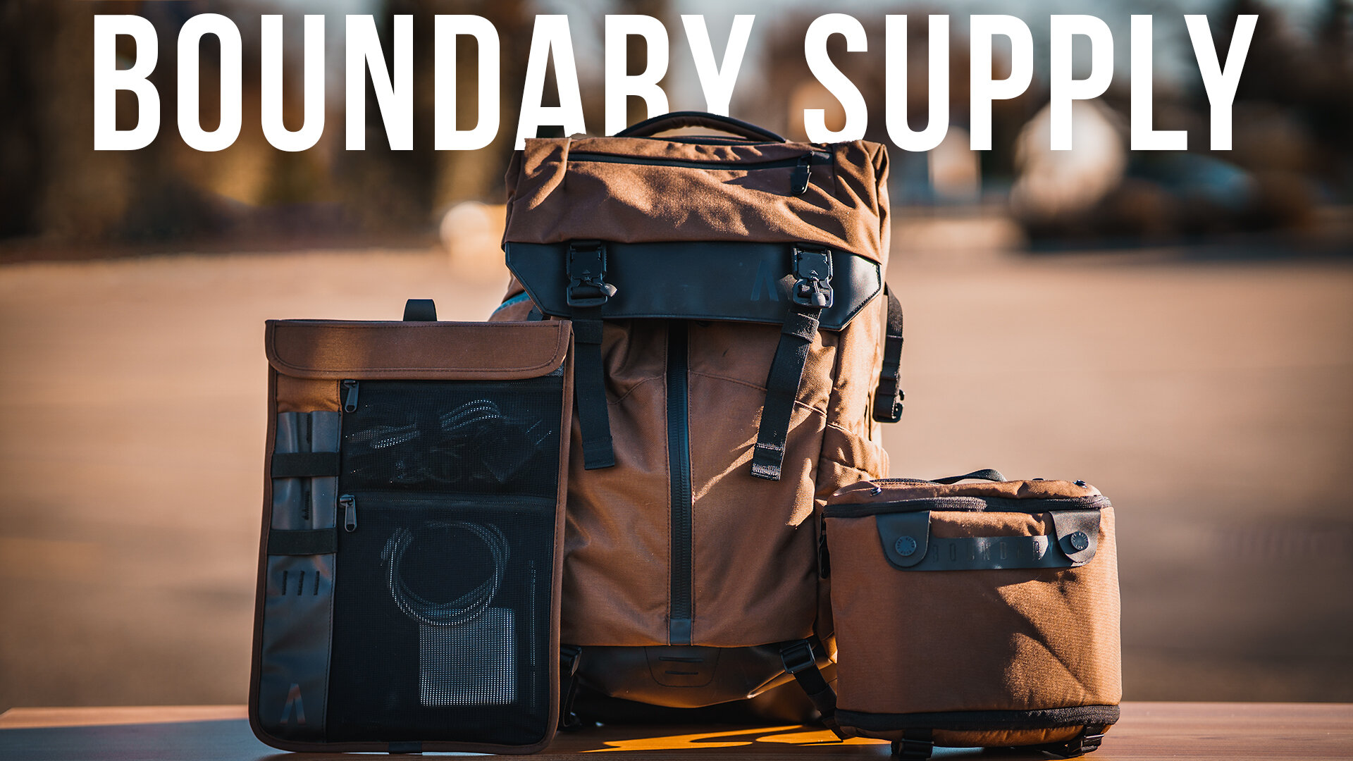 Boundary Supply Prima System Bag Review & Giveaway