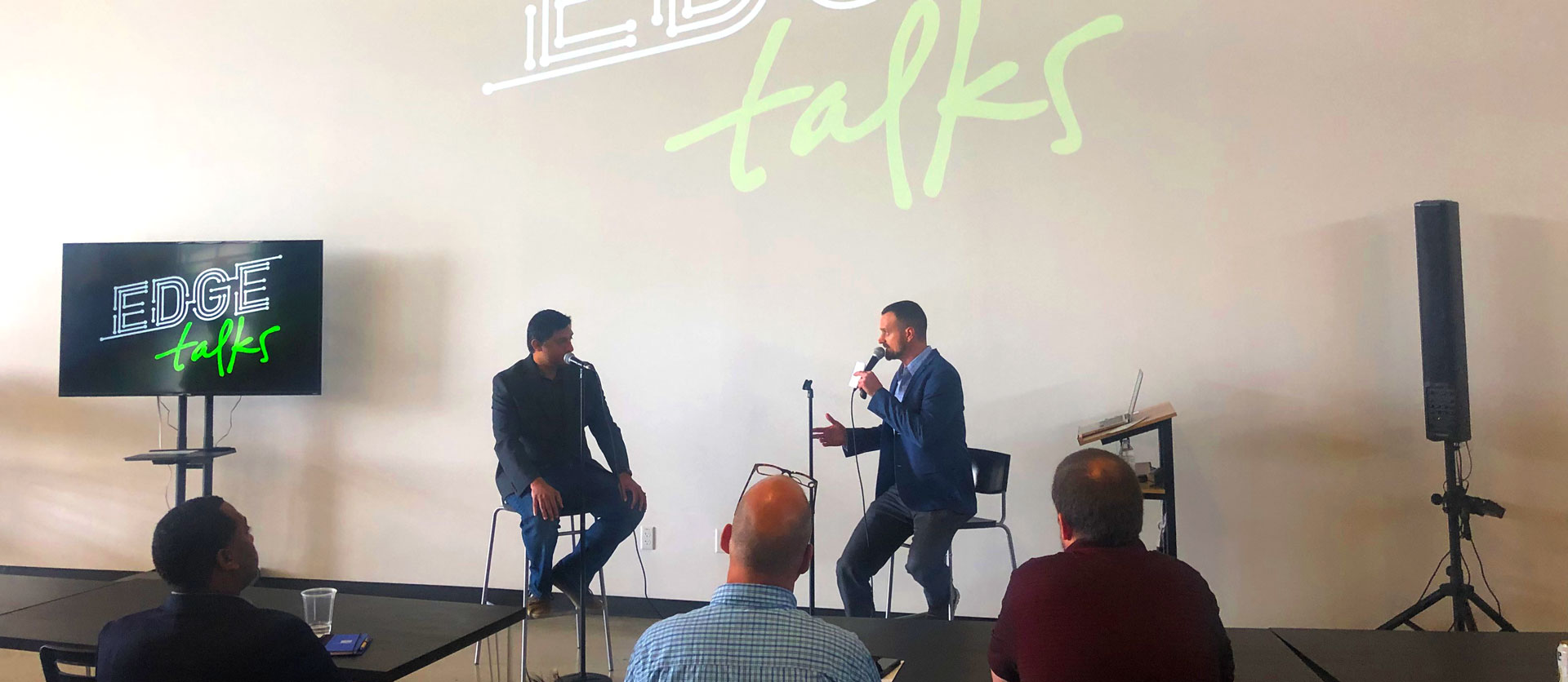 EDGE Talks. June 21, 2019.