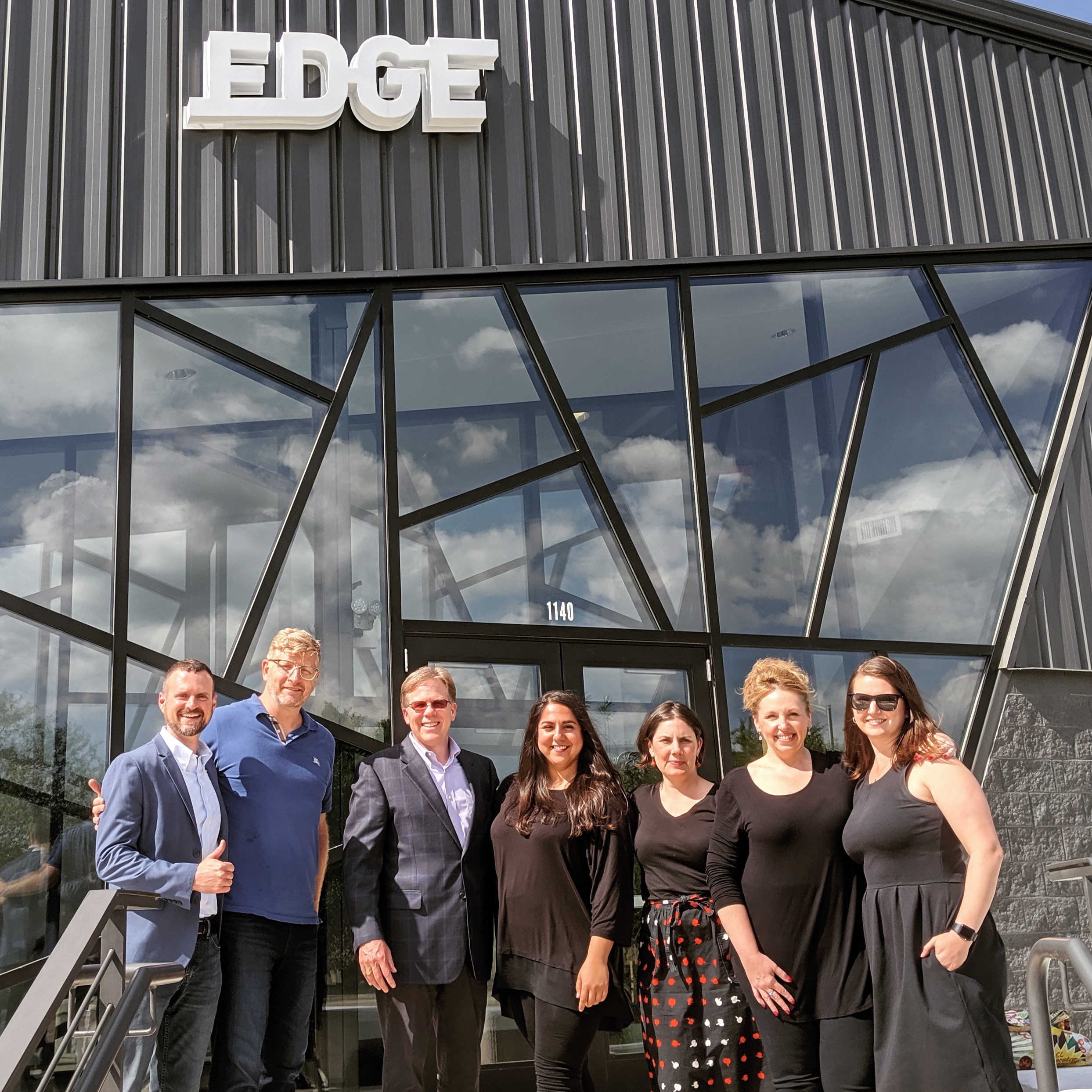 Ohio Restaurant Association visits the EDGE. June 25, 2019.