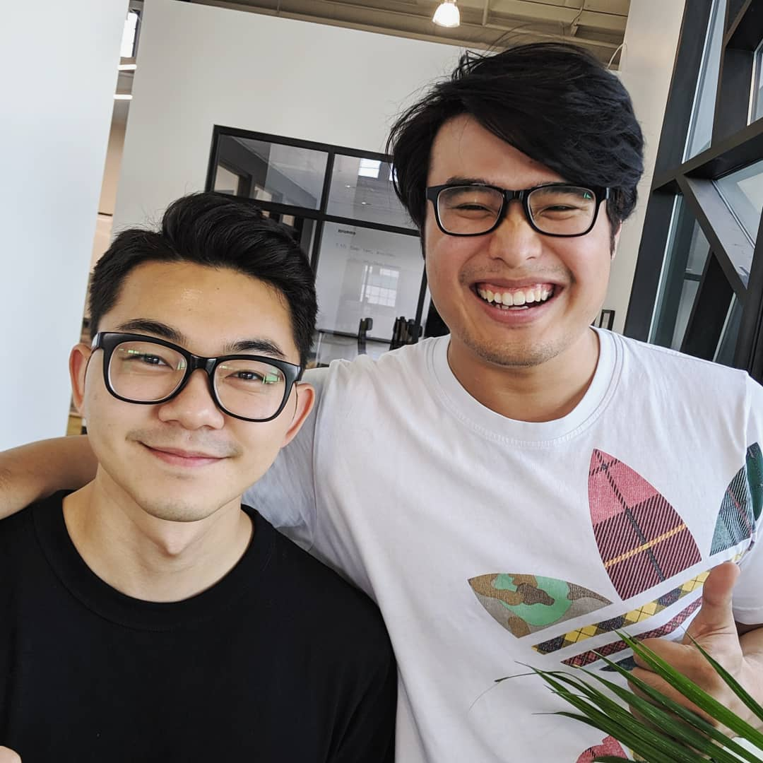 TJ and Jimmy are moving on from  BeeHex  to pursue education. TJ was with BeeHex for 4 months, Jimmy for 1.5 years. We'll look forward to seeing them in the Future of Food.