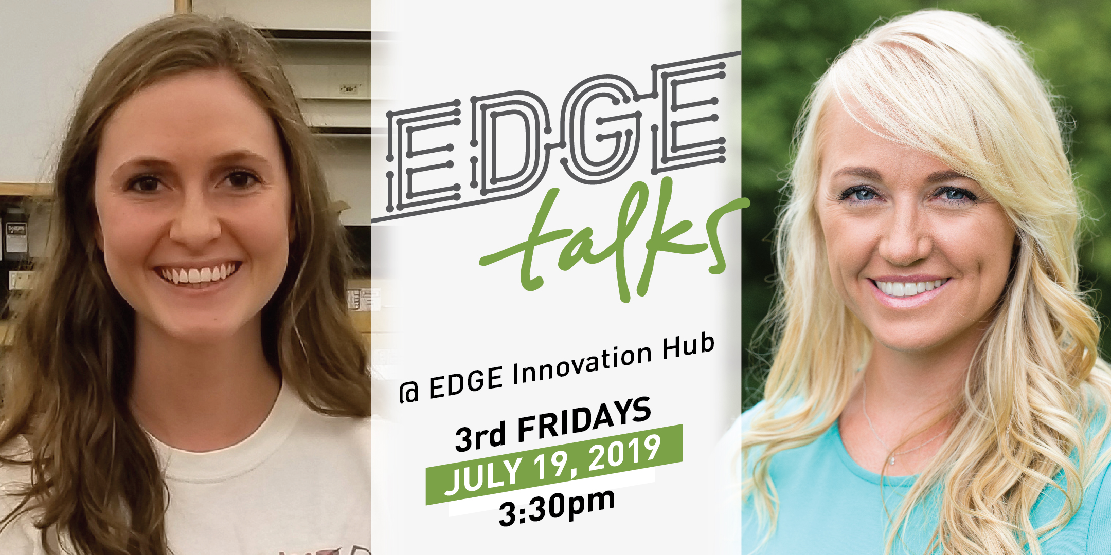 EDGE Talks inspire and connect the food industry > Food industry leaders inspire innovation by sharing their stories. > Food industry partners connect and expand their network.