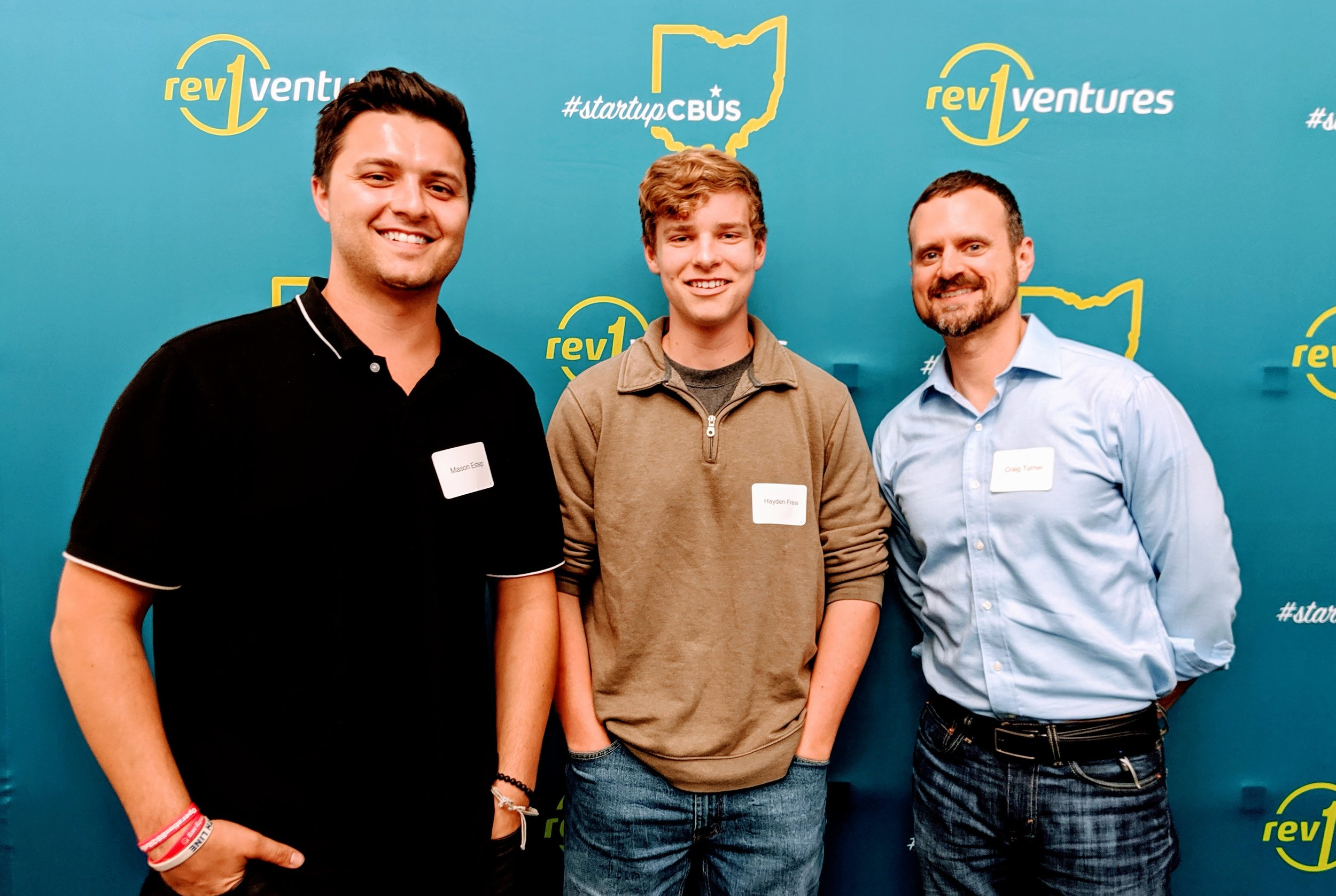 Rev 1 Ventures   Customer Learning Lab . Mason, Hayden, Craig. July 16, 2019.
