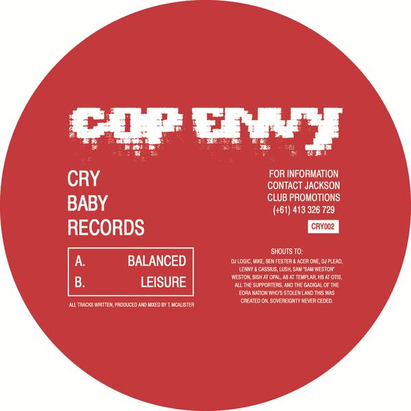 Cop Envy BALANCED/ LESIURE      REview