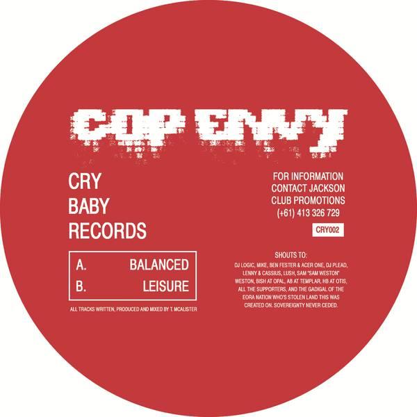 COp Envy Balanced / Lesiure