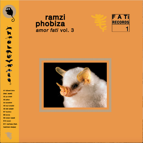 "Ramzi - Phobiza ""Amor fati' Vol 3.     Review"
