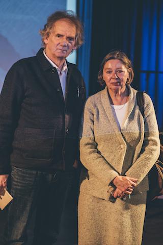 Jóanes Nielsen og Susanne Ringell.