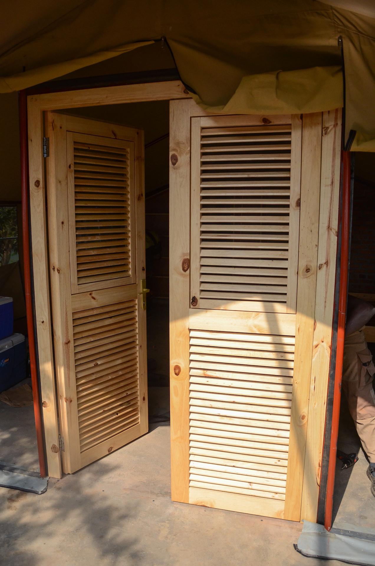 Doors in Cypress