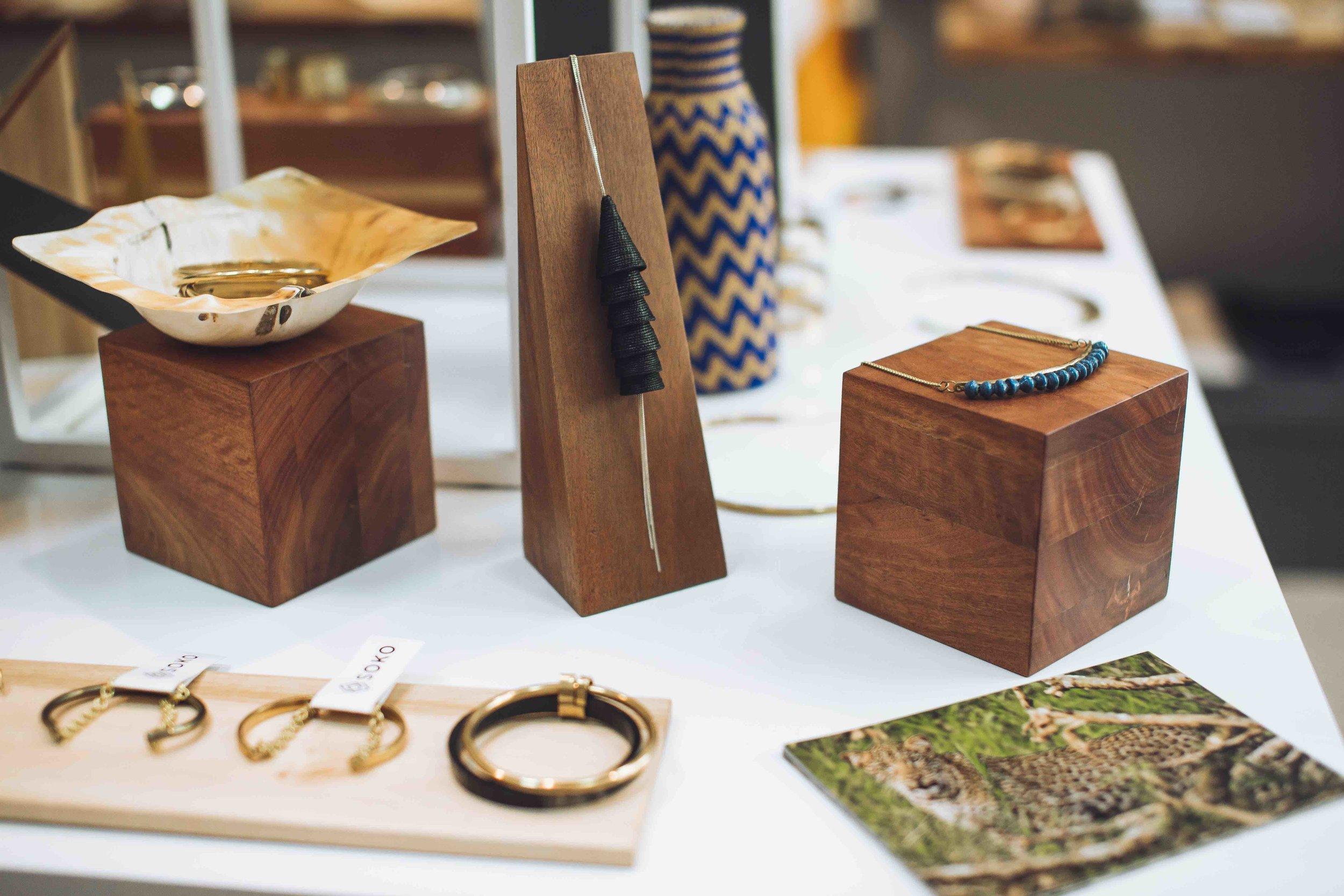 Jewelery Displays