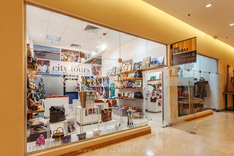 Shop Furniture & Sign - GoKigali
