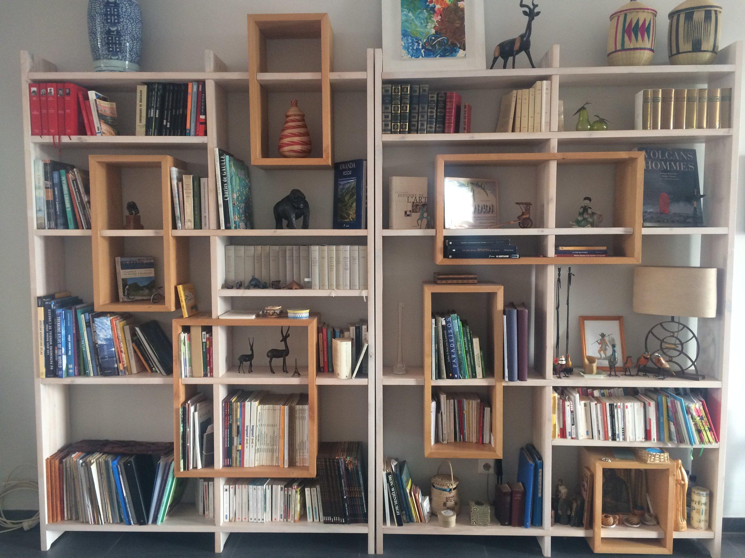 Custom made Bookshelf