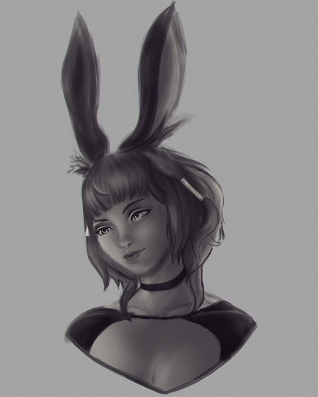 Kept meaning to wait for a good time to post this and kept forgetting!! This is the final Viera in my series of 3 pics ☺️ . . . . .  #illust #digitalarts #digitaldoodle #digitalsketch #artistoninstagram #artistoninsta #digitalartwork #digitalart #twitchcreative #twitchstreaming #digitalartistry #ukartists #ukartist #ukart #artuk  #photoshop #photoshopart #xppen #xppentablet #videogameartwork #videogameart #ffxiv #finalfantasyxiv #ffxivart #ffxivartist #finalfantasyart