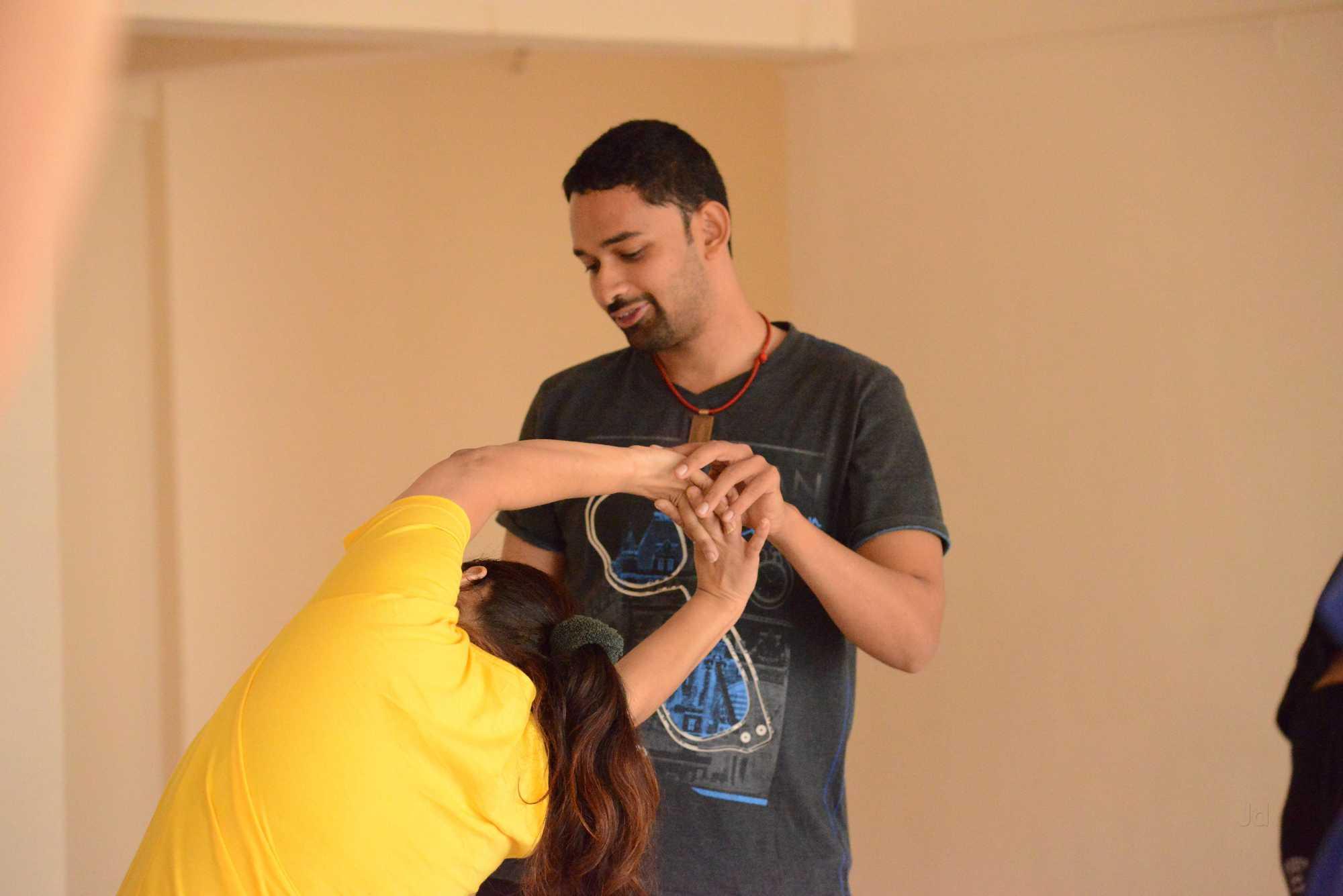 Santhanam - Founder, Chakra Project, Mumbai