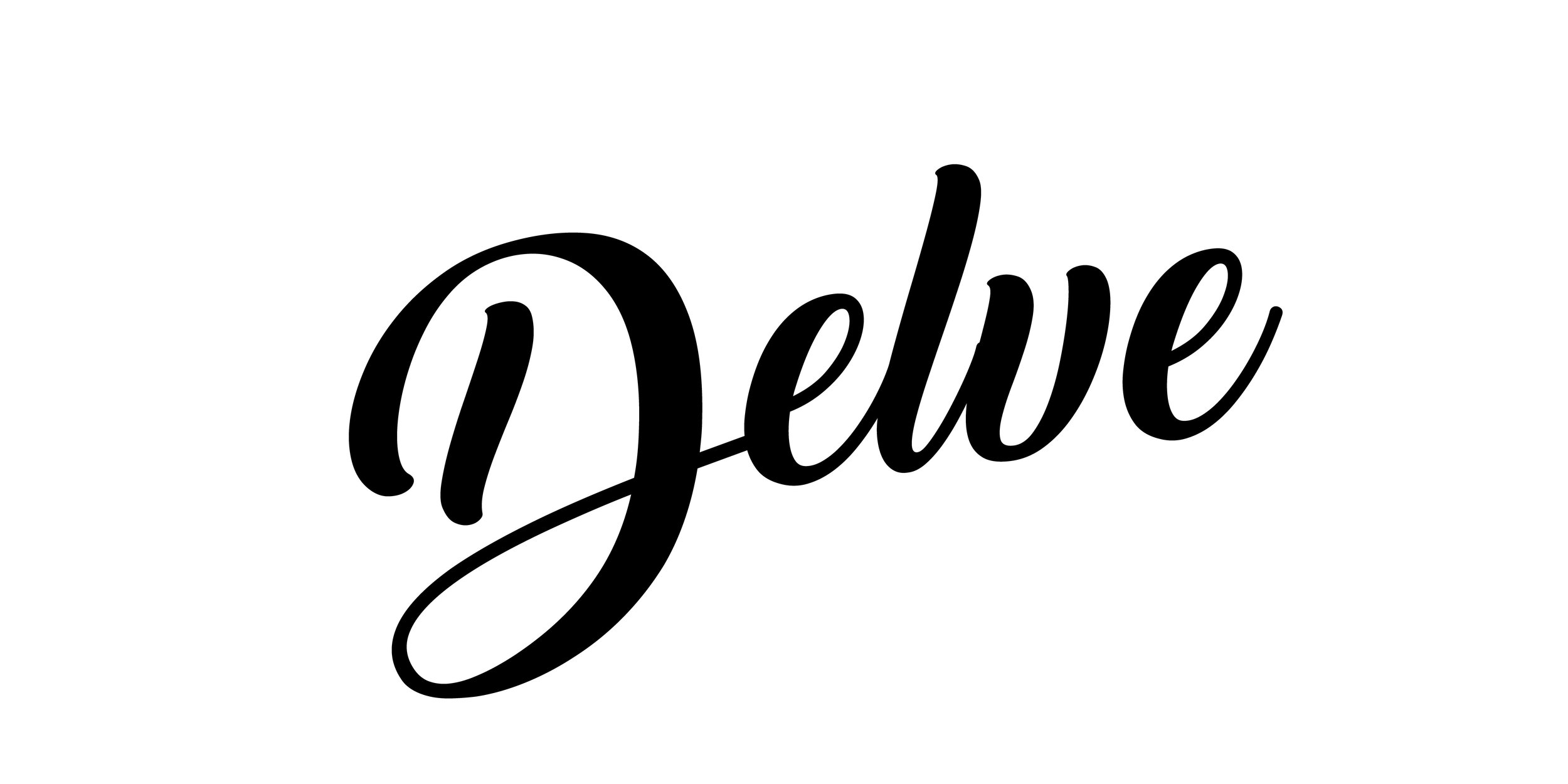 Delve MFG - Delve MFG is inspired by humour, music and the oddities of being human, all convoyed through quality embroidered garments and limited pieces. IG: @delvemfg