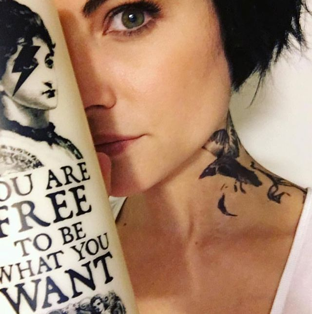 Thank you @jaimiealexander for your love and support ⚡️❤️⚡️ - - Coreterno Visionary pillar Candles represent the triumph and protection of light and positive thinking over darkness. Emblazoned with incredible detailing and the salvific power of words, symbols and powerful philosophy, every Coreterno product is created by hand and shaped by passion, heritage and utmost care. Each candles is carefully handmade and signed by the artist. More designs, prints and jewelry @ www.coreterno.com - #coreterno #candles #tbt #madeinitaly #homedecor #vintage #blindspot #limitededition #paris #parfum #contemporaryart #design #interiordesign #hollywood #luxury #followthebuyers #motivation #lovequotes #tattoo #like4like #likeforlike #l4l #inspiration #magical #milano #illustration #antiques #tattoos #goth