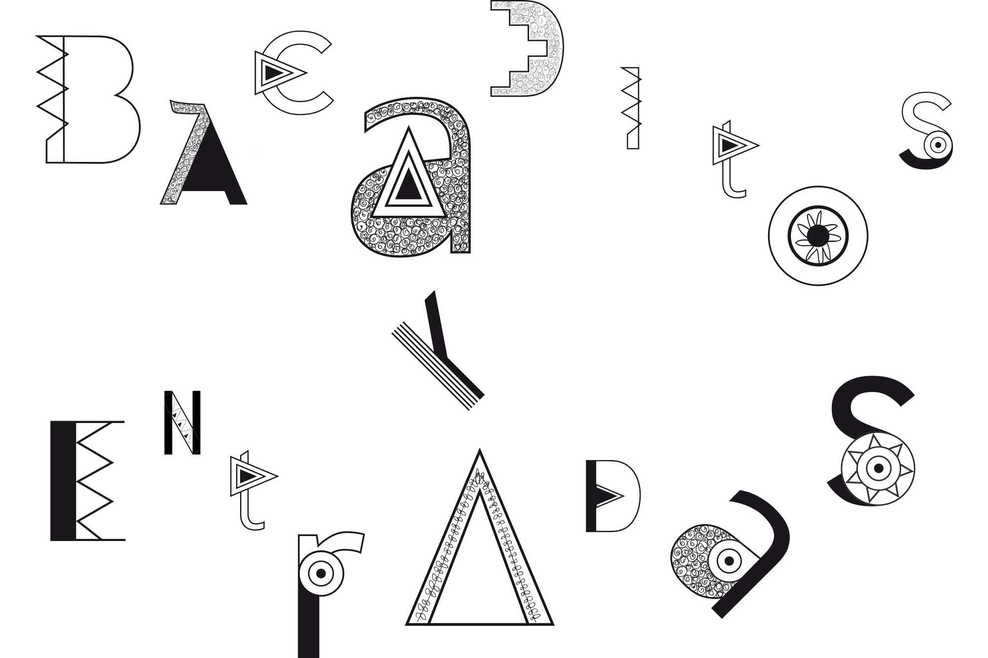 Other Work —  PAIVA TYPEFACE