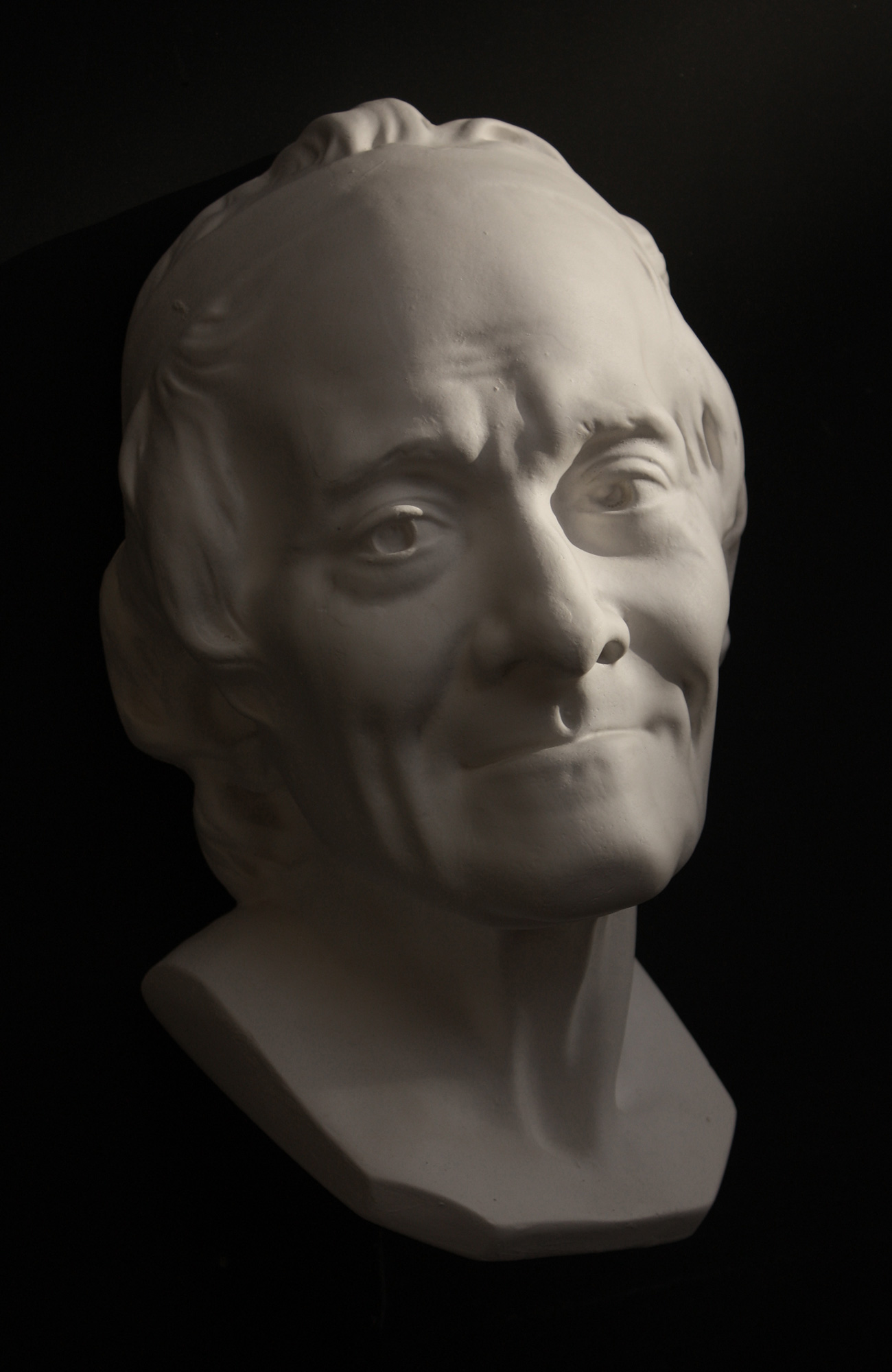 Mask of Voltaire