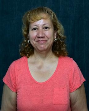 ALICIA SANCHEZ,  Housekeeping