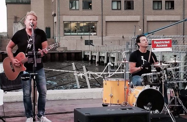 It's our LAST Saturday of the season & our LAST day of being open! With this said we have tons of live music for you!! Larry Dauphinee 6-8 & TJ 8-11. Don't miss this one ⚡️🍻 #seeyouatthewharf