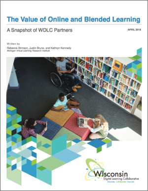WDLC Value of Blended and Online Learning