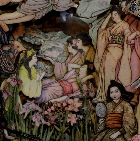 Green Willow and Other Japanese Fairy Tales - detail 1 (1).jpg