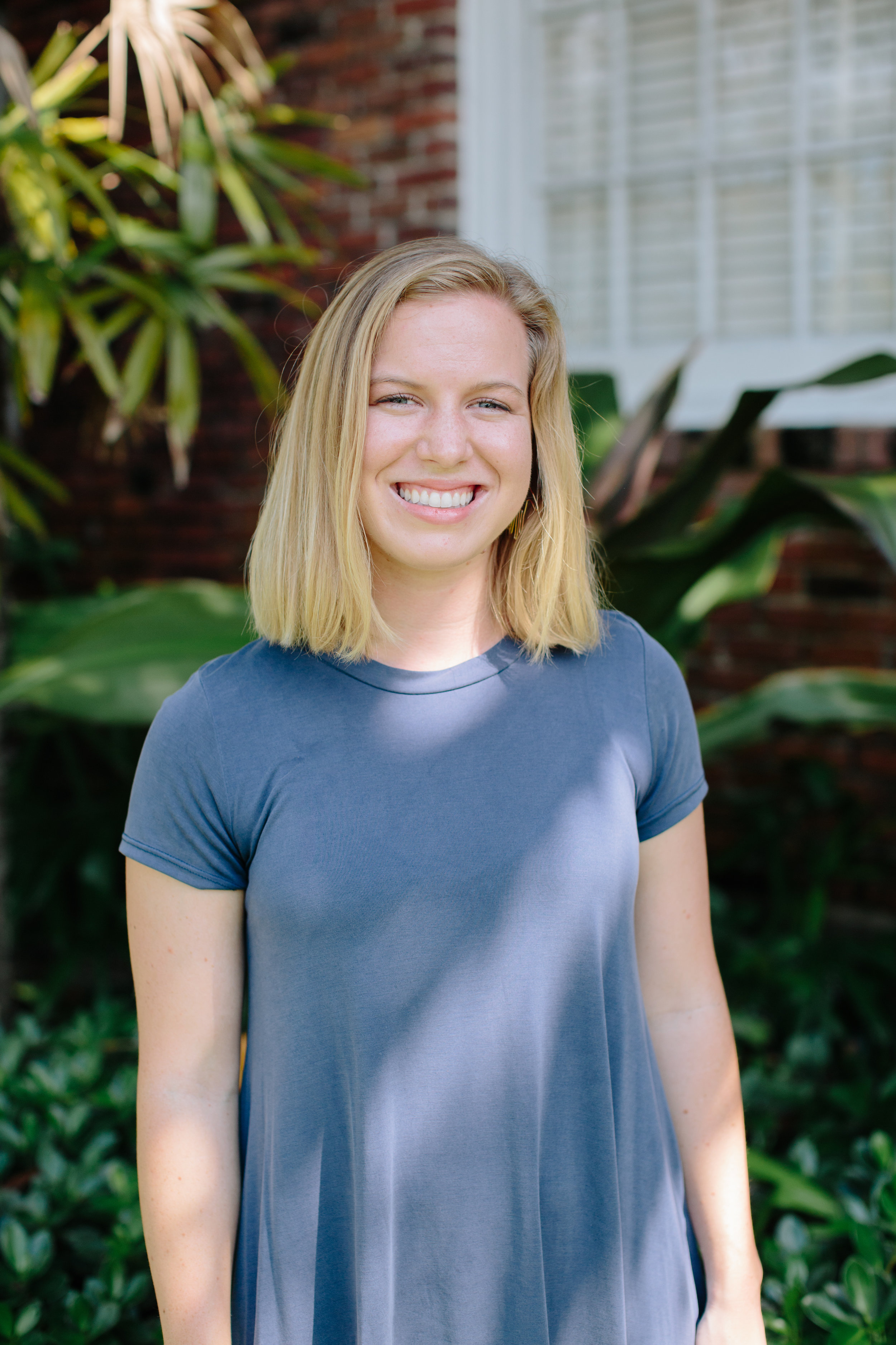 EMILY BLAYLOCK   ministry intern & youth ministry coordinator