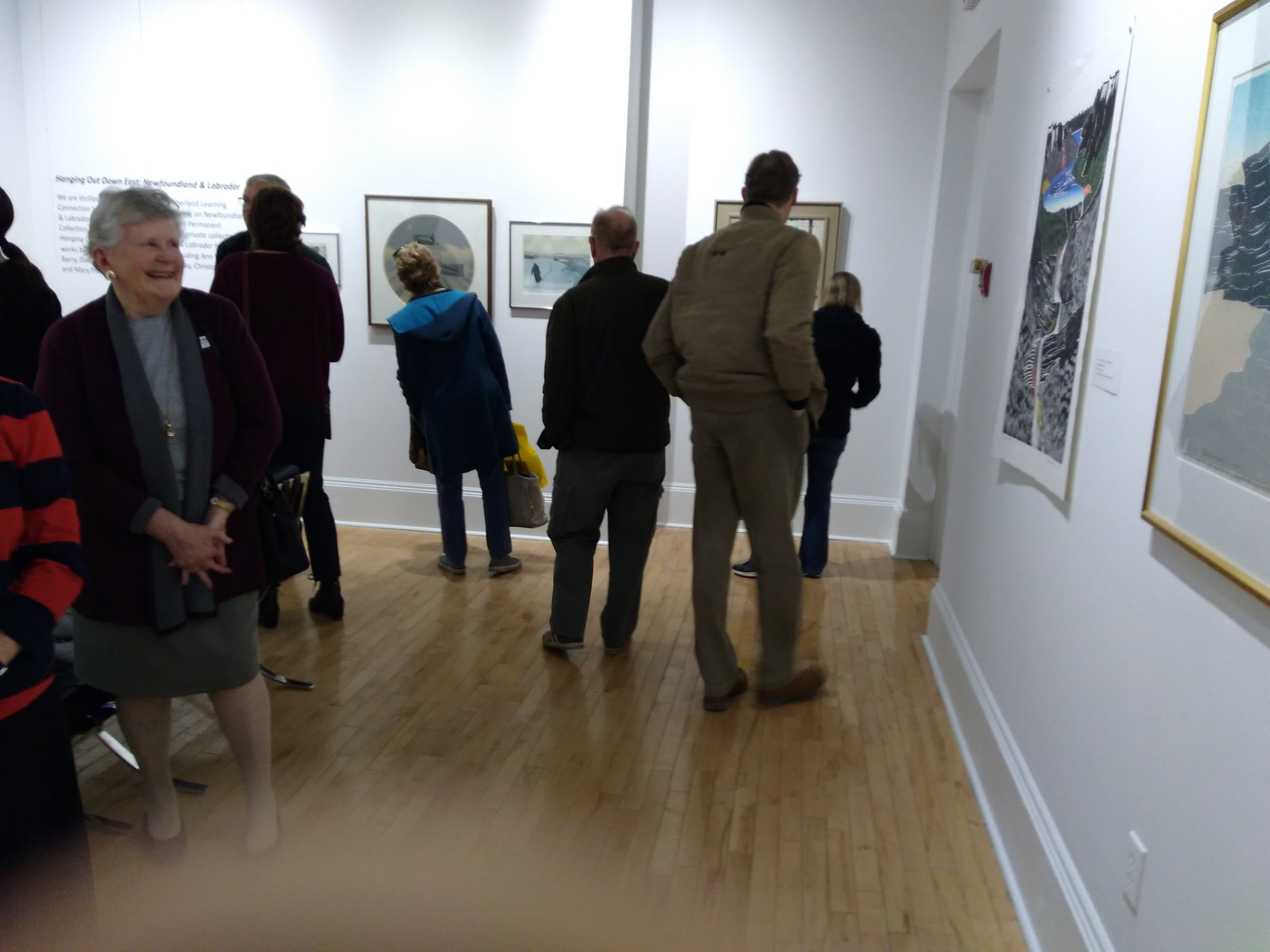 AGN NFLD show opening